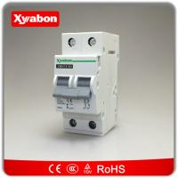 Quality HAGER 20 AMP TYPE C 10 kA DOUBLE POLE MCB CIRCUIT BREAKER MC220 for sale