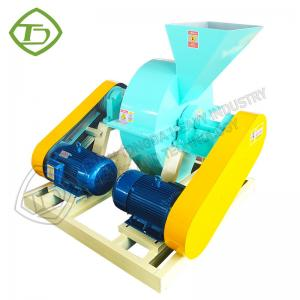 Quality Chemical materials cage crushing machine for compound fertilizer making for sale