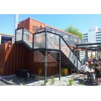 China Modular Container Coffee Shop , Easy Installation Movable Coffee Shop on sale