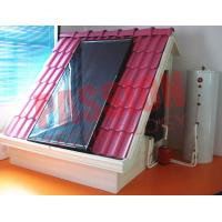 Quality Split Pressurized Solar Water Heater , Thermosyphon Solar Water Heater 150 Liter for sale