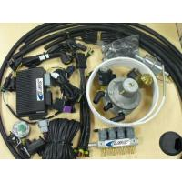 Quality Full set 4cyl LPG Sequential Injection System Conversion Kits for automobile for sale