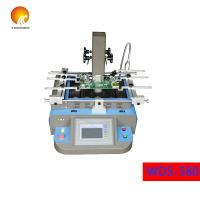 China China supplier WDS-580 infrared manual bga rework station with hot air infrared heating on sale