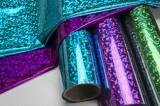 China MSDS Laser Metallic Transfer Foil For Cloth / Textile / Table Cloth on sale