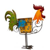 Quality chicken iron flower pot stand for sale