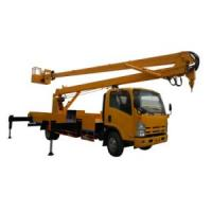 Japan Truck Aerial Work Platform Truck (ISUZU-High Lifting Truck 18 -22meters Manlift Basket)