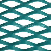 Quality Decorative Expanded Metal Mesh Wall Panels for sale