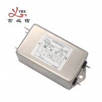 Quality 20A 30A single-phase EMI EMC mains filter with high attenuation for sale