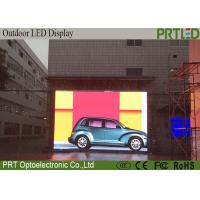 China High Definition Outdoor Advertising LED Display Waterproof P4 Outdoor LED screen on sale
