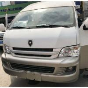 China JINBEI Used Mini Van , High Roof Second Hand Mini Van With 18 Seats on sale