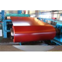 Quality GRADE 550 Prepainted Galvalume Steel Coil A792M A924M for sale
