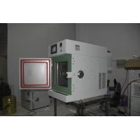 Quality 22-30L Climatic Test Chamber , Desktop Humidity Conditioning Chamber -20℃-100℃ for sale