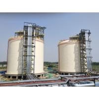 Quality Natural Gas Storage Tank 10000m3 Single Containment LNG Tank ISO9001 CE for sale