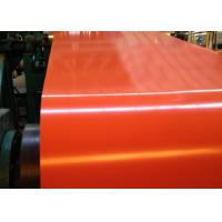 Quality Color Coated Hot Dipped Galvanized Coil / Prepainted Galvalume Steel Coil for sale