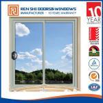 Quality Aluminium horizontal sliding window/aluminum windows and doors comply with Australian standards & New Zealand standards for sale