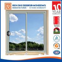 Quality Aluminum Framed Double Glazed Sliding Window with mosquito screen with Australian standard 2047 with AS2208 &AS1288Requirement for sale