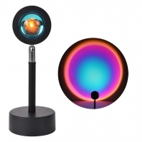 Quality IP67 Live Broadcast Background Sunset Projector Lamp SMD 80lm/w for sale