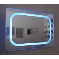 Quality Interior designed backlit bath mirror with TV bluetooth for sale