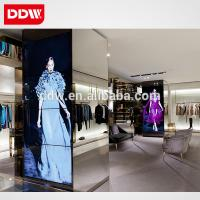 Quality 46inch 5.3mm Ultra narrow bezel Samsung LED Video Wall 1920x1080 resolution 500nits bright for sale
