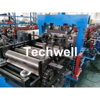 Quality Carbon Steel 3.0mm PLC Control CZ Purlin Roll Forming Machine for sale