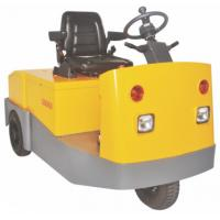 Quality Airport Electric Tow Tractor High Efficiency With Traction Weight 3000 KG for sale
