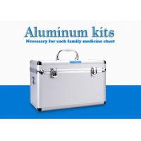 Buy cheap Avoid Displacement First Aid Kit Box Movable Partition Boards Inside Equipped from wholesalers