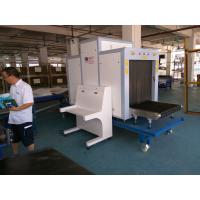 Quality Dual Energy Parcel X Ray Machine With High Definition Images 0.22m/S Conveyor Speed for sale