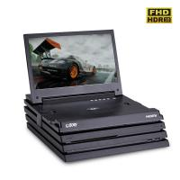 Quality Compact Structure Portable Gaming Monitor Laptop 178 Degree Viewing Angles for sale