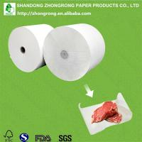 Buy cheap pe coated freezer paper roll from wholesalers