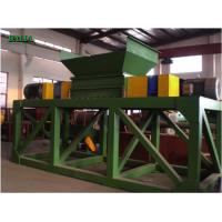 Quality DL-S-600 Wood Shredder Machine High Power With Electrical Control System for sale