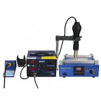 China Brand new YIHUA 3-in-1 BGA Rework Station YH-862D+ and YH-853A Combination on sale