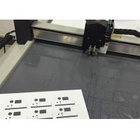 Quality RFID Card Box Paper CNC Digital Robot Plotter Cutting Machine for sale
