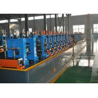 Quality Straight Seam Pipe Production Line Straight Seam Tube Welder Welded Steel Tube Mill Line Steel Pipe Production Equipment for sale
