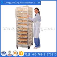 Plastic polythene bags for food packaging