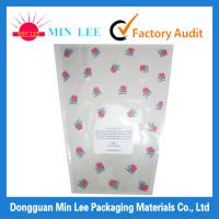 China BOPP / CPP Flower Plastic Sleeves Biodegradable for food packaging on sale