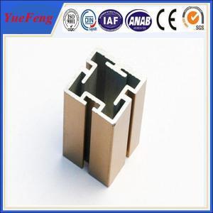 Buy cheap 6000 Series aluminium extruded profile slot / OEM t slot aluminum extrusion factory from wholesalers