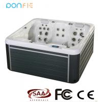 Quality Garden Outdoor Jetted Tub Optional Color for sale