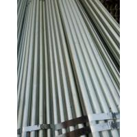 Quality ASTM A53 ERW galvanized steel pipes for furnitures for sale