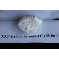 Quality 99% L-Triiodothyronine (T3) CAS 55-06-1 Weight Loss Steroids For Depressive Disorders for sale
