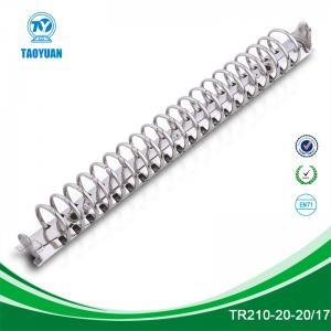 China China Taoyuan stationery 20 ring file folder mechanism&metal clip on sale