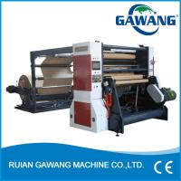 China Fully Automatic Bond Paper Parenet Roll Slitter And Rewinder on sale