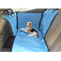 Quality Comfortable Travel Dog Car Seat Covers Hammock Constant Temperature for sale