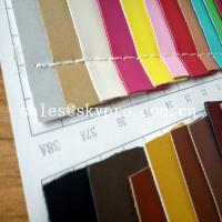 Quality 1mm Thick PU Synthetic Leather Wear Resistence Custom embossed PVC Leather Vinyl Fabric for sale