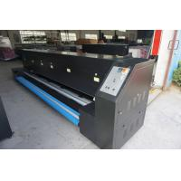 2.2m Sublimation Digital Flag Printing Machine 1400dpi Resolution