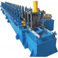 Quality Cargo profile Double Layer Roll Forming Machine PLC Control for sale