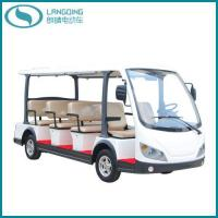 Quality CE Electric Tourist Car 11 Seats with Gearbox(LQY113BN) for sale