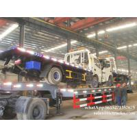 China China best selling Dongfeng DLK 5ton Road Recovery Flatbed tow truck for sale US $21,000 - 30,200 / Set on sale