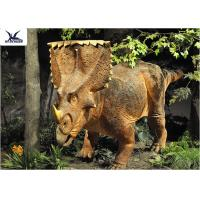 Buy T Rex Christmas Lawn Ornament, Outdoor Facility Giant Life Size Dinosaur Theme Park at wholesale prices