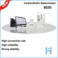Quality Good Quality Carbon Sulfur Analyzer for Iron Casting for sale