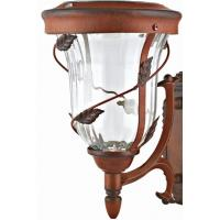 Quality Traditional Outdoor Wall Lighting Solar Powered Lamp 110V - 220V Input Voltage for sale