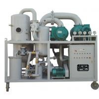 Quality ZJA Transformer Oil Filtration System,Waste Oil Filtration System for sale